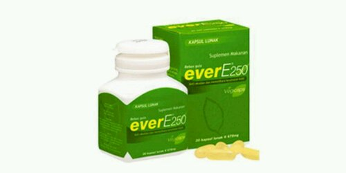 Bolehkan Pria Minum Vitamin E ?